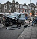 33-Assenaar aangehouden na ongeluk Paterswoldseweg