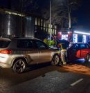 Gewonden bij frontale botsing in Hoogkerk
