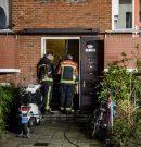 Lekkend motorblok in kelder zorgt voor brandweer inzet