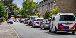 zes arrestaties en gewonde bij mogelijk schietpartij Zandsteenlaan