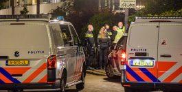 Man gewond bij schietpartij Huygensstraat